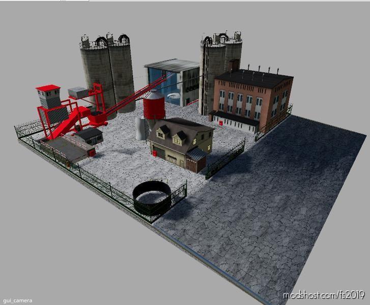 Fertilizer Production for Farming Simulator 19
