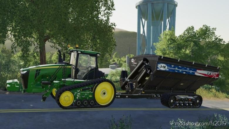 Millennial Farms JM 1432X V2.0 for Farming Simulator 19