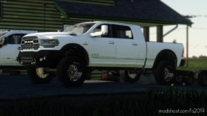 2020 Dodge Mega CAB for Farming Simulator 19