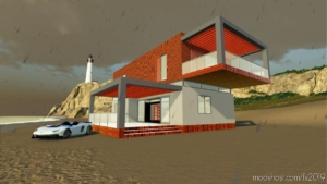 Modern House for Farming Simulator 19