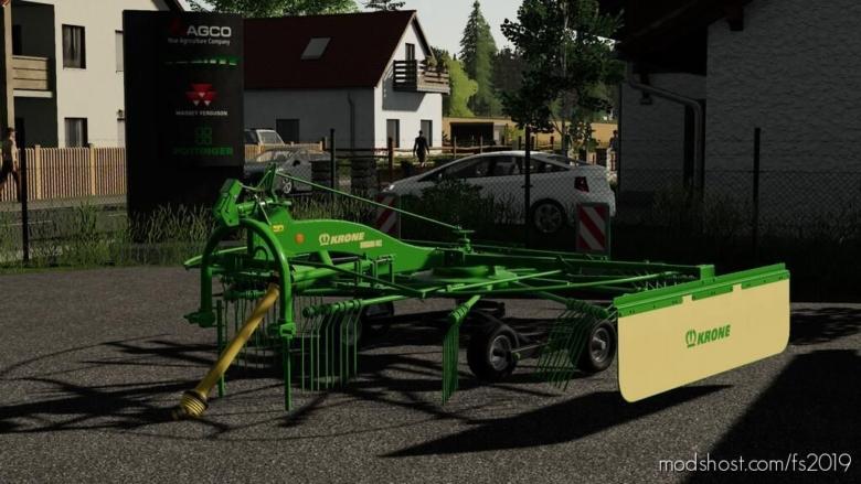 Krone Swadro Pack for Farming Simulator 19