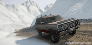 1993 Dodge RAM Cummins V1.0.4 for SnowRunner