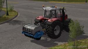 DSC 180 Weber MT Agricultural Silo Distributor for Farming Simulator 19