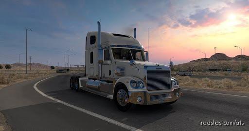 Freightliner Coronado Truck [1.38] for American Truck Simulator