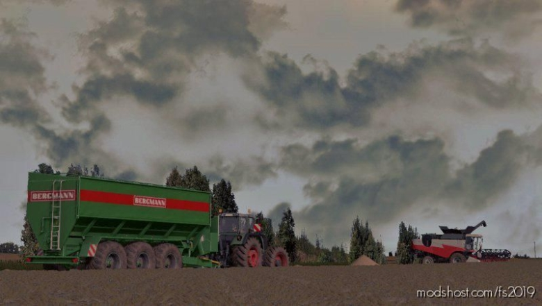 Euro Farms for Farming Simulator 19