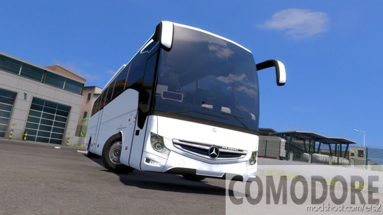 Mercedes-Benz NEW Tourismo Edition 1 15-16-17 RHD V3.5 for Euro Truck Simulator 2
