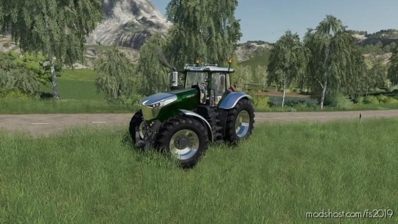 Fendt 1000 Vario TH01 for Farming Simulator 19