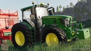 John Deere 6175-6210R for Farming Simulator 19
