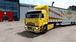 Kamaz 5460-63 (2009) [1.38] for Euro Truck Simulator 2