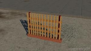 Polish Fence for Farming Simulator 19