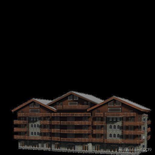 Hotel Large for Farming Simulator 19