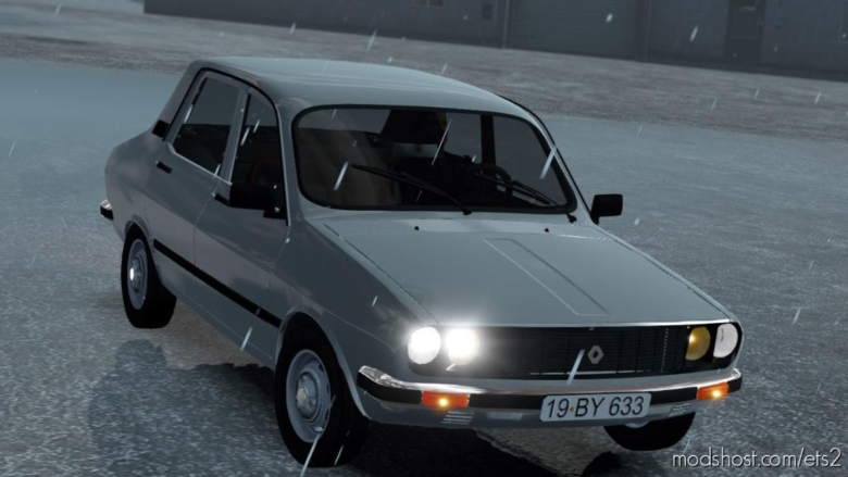 Renault 12 Toros V1R40 [1.38] for Euro Truck Simulator 2
