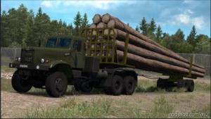Kraz 255 Update 15.09.2020 [1.38] for Euro Truck Simulator 2