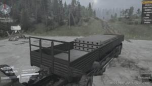 Semi-Trailer 2/4/8 Loading Points V06.09.20 for MudRunner