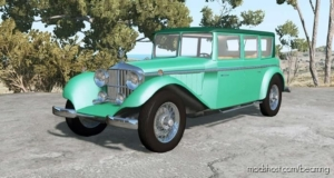 Auriga Heron 1927 V2.0 for BeamNG.drive