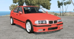 BMW M3 Sedan (E36) 1997 V1.18 for BeamNG.drive