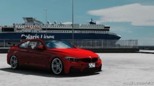 BMW M4 [1.38] for Euro Truck Simulator 2