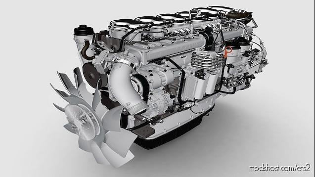 NEW 2016 Scania Straight L6 Stock Sound for Euro Truck Simulator 2