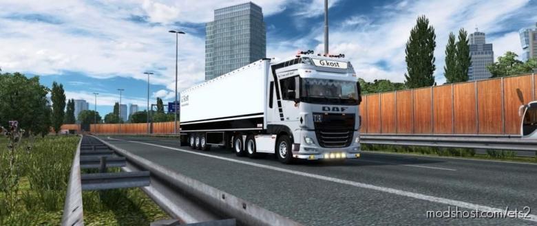 G.kost [1.38.X] for Euro Truck Simulator 2