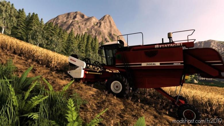 Fiatagri 3550 AL Beta for Farming Simulator 19