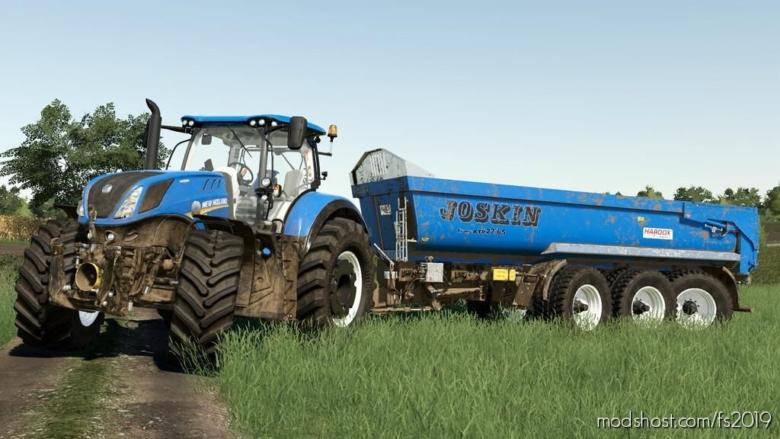 Joskin Trans-Ktp 27/65 for Farming Simulator 19