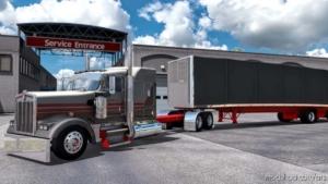 Kenworth W900 Pinga Truck [1.38] for American Truck Simulator