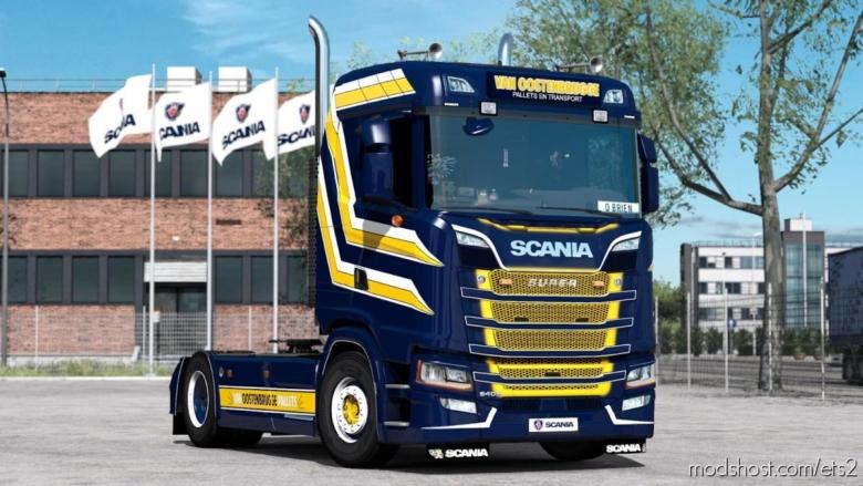 Nextgen Scania S & R L6 Sound V2.0 [1.38] for Euro Truck Simulator 2
