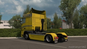 LOW Deck Chassis Addons For Schumi's Trucks V4.5 for Euro Truck Simulator 2