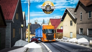 Grand Utopia Map V2.0 [1.38] for Euro Truck Simulator 2
