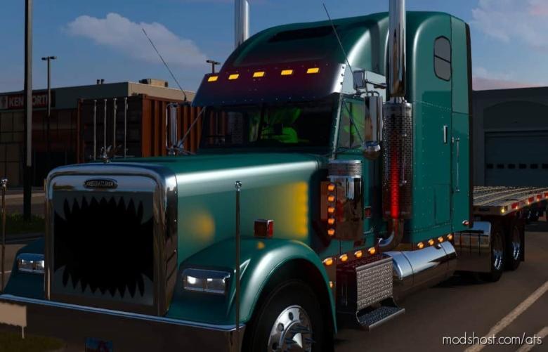 Randy MAN Truck (Pack) for American Truck Simulator