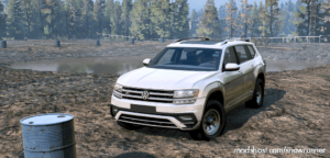 Volkswagen Atlas R-Line 2017 1.2.0 for SnowRunner