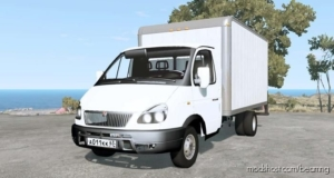 GAZ-330200-0748 Gazelle for BeamNG.drive