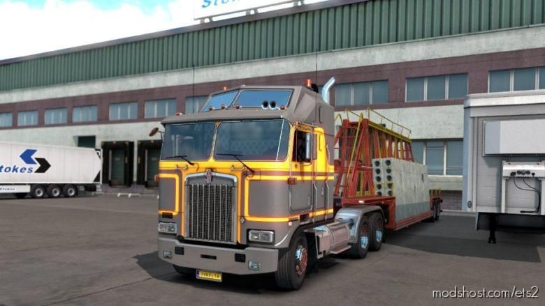 Kenworth K100 V1.2.1 for Euro Truck Simulator 2