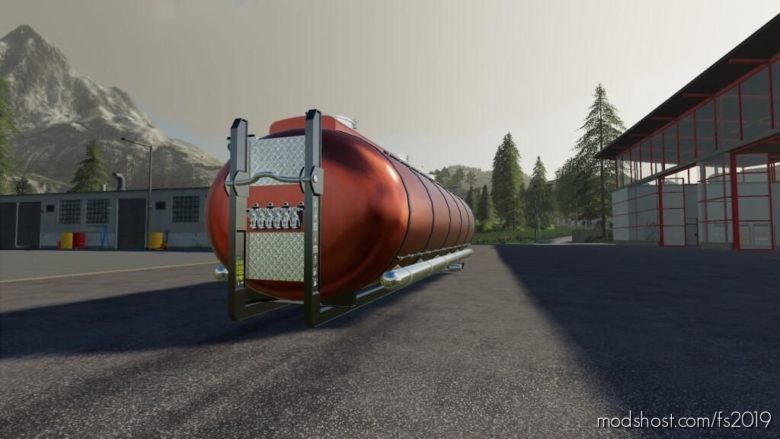 Multi Liquid Tank for Farming Simulator 19