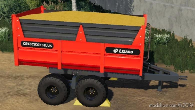 Cbtec Silus for Farming Simulator 19