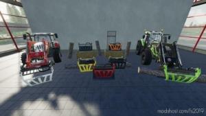 Krpan RD 1600 E for Farming Simulator 19