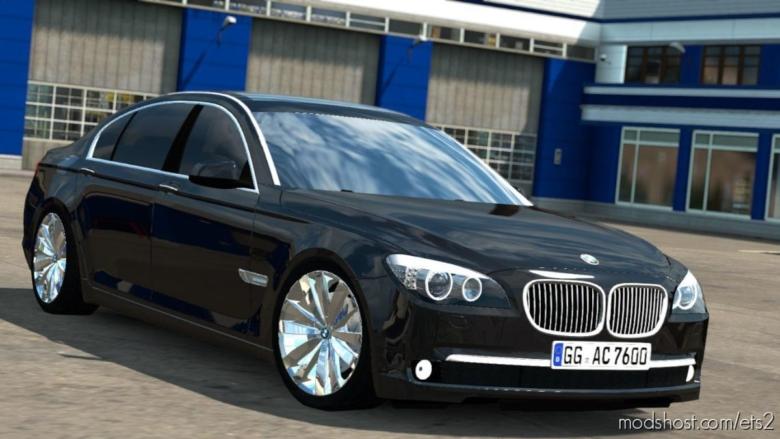 BMW 760LI V1R40 [1.38] for Euro Truck Simulator 2