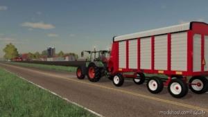 Dion 1060 Steel Forage Wagon for Farming Simulator 19