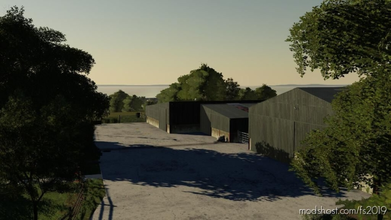 The Northern Coast for Farming Simulator 19