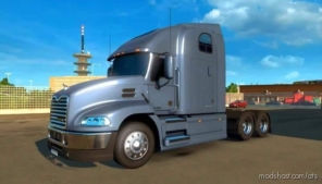 Mack Pinnacle Truck Updated [1.38] for American Truck Simulator