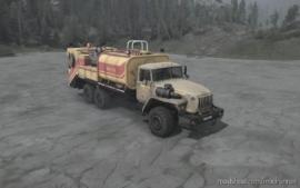 Ural 4320-40 Truck V2.0 for MudRunner