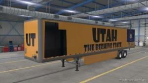 US Southwest Region Trailers [1.38.X] for American Truck Simulator