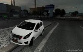 Chevrolet Spark (Ravon R2) for Euro Truck Simulator 2