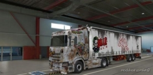 Rusty – Scanias + SCS Trailer for Euro Truck Simulator 2