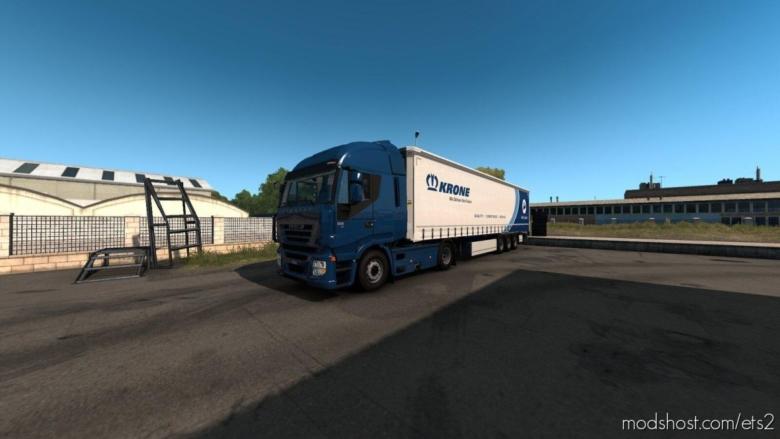 Iveco Stralis [1.38] for Euro Truck Simulator 2