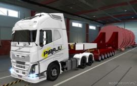 Skin Pack Volvo FH16 2012 85 Skins [1.38] for Euro Truck Simulator 2