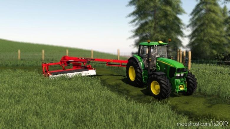 Kuhn GMD 441 for Farming Simulator 19