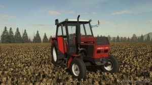 Ursus C-3110 Pack (RED & Yellow) for Farming Simulator 19