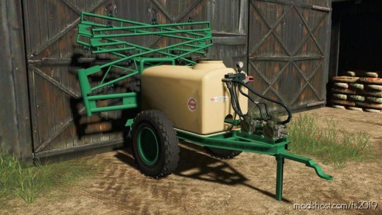Pilmet Sleza 1000 for Farming Simulator 19