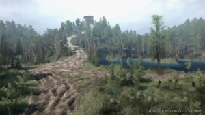 Blood And Sweat Map V22.09.20 for MudRunner